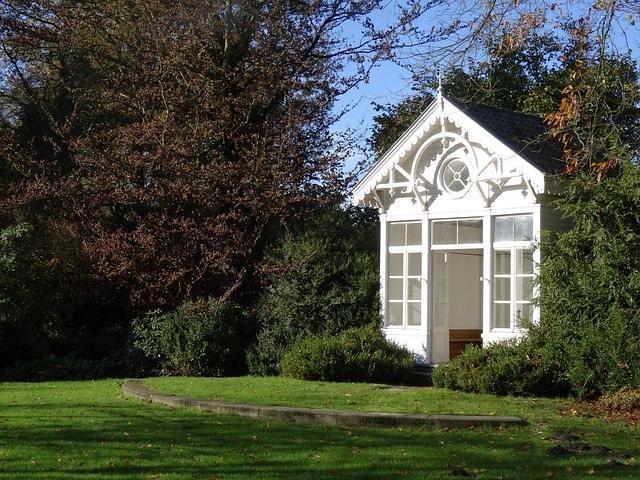 Wat kost een tuinhuis