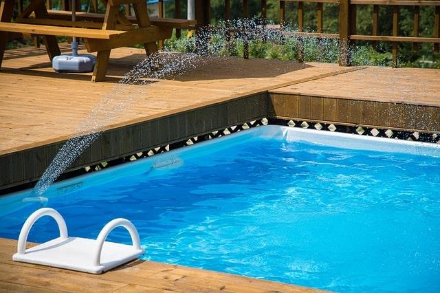 Zwembad aan huis?