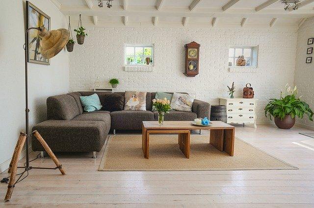 landelijke stijl in huis