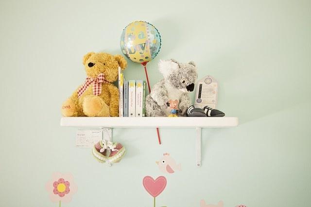 Tips voor het inrichten van de kinderkamer
