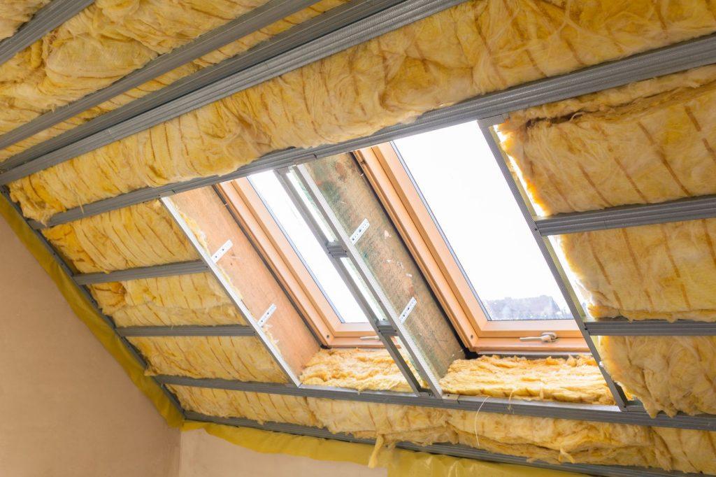 Bespaar geld door het isoleren van jouw dak