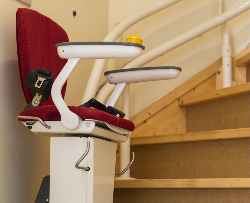 Voordelen van een traplift in huis