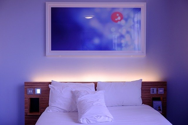 rustgevende slaapkamer