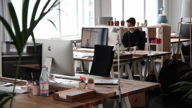 kantoor efficiënt inrichten tips