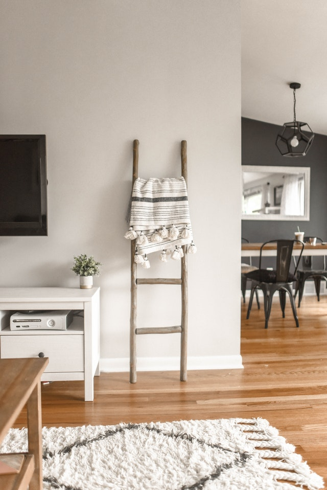 Mooie en gemakkelijke vloeren voor in de woonkamer