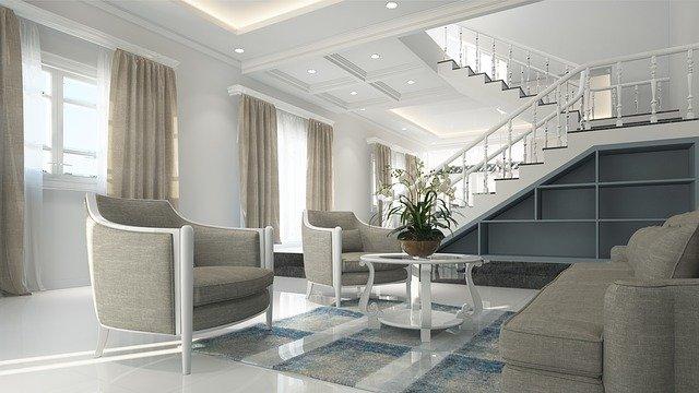 Adviezen om te volgen bij het overwegen van binnenhuisarchitectuur