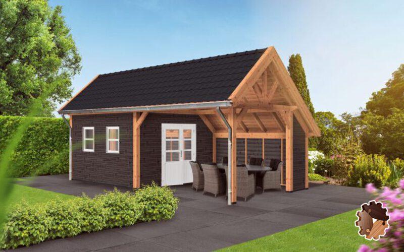 Beste houtsoort voor een terrasoverkapping