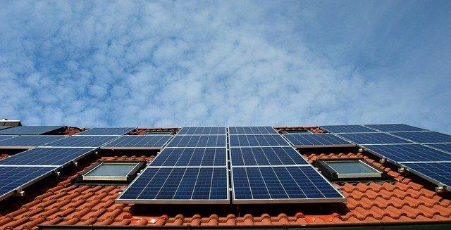 Dakscan voor zonnepanelen