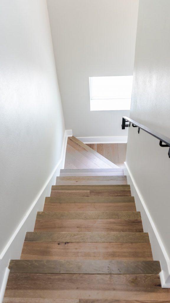 De voordelen van een PVC traprenovatie